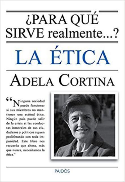 Book Cover: ¿Para qué sirve realmente la ética?