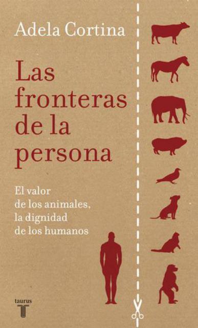 Book Cover: Las fronteras de la persona