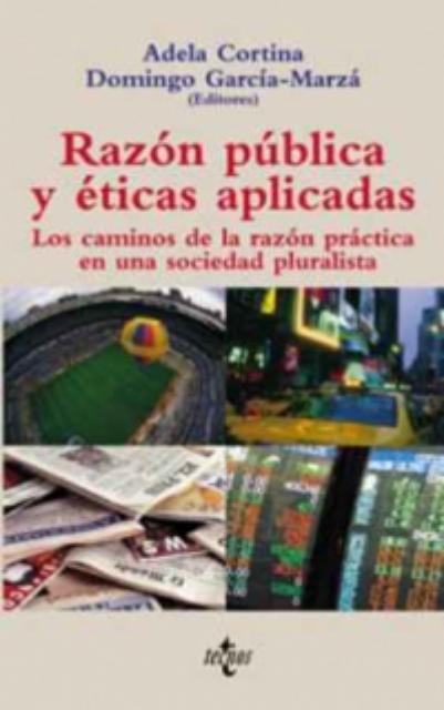 Book Cover: Razón pública y éticas aplicadas.