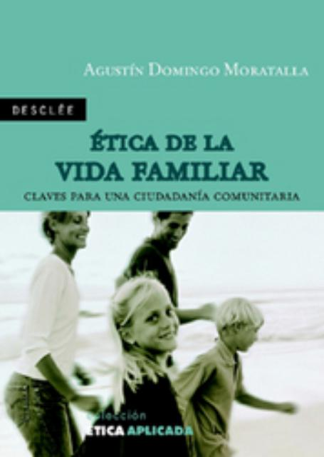 Book Cover: Ética de la vida familiar.