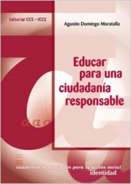 Book Cover: Educar para una ciudadanía responsable