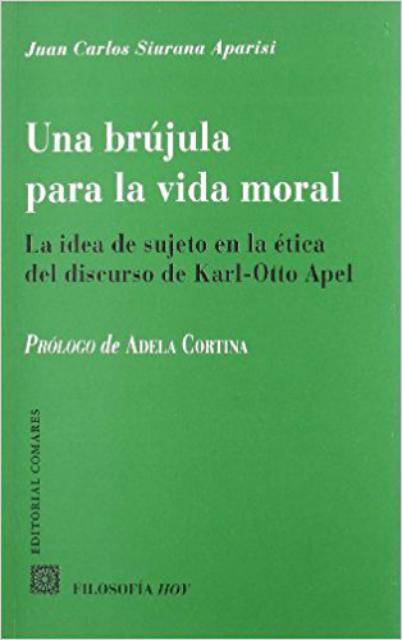 Book Cover: Una brújula para la vida moral